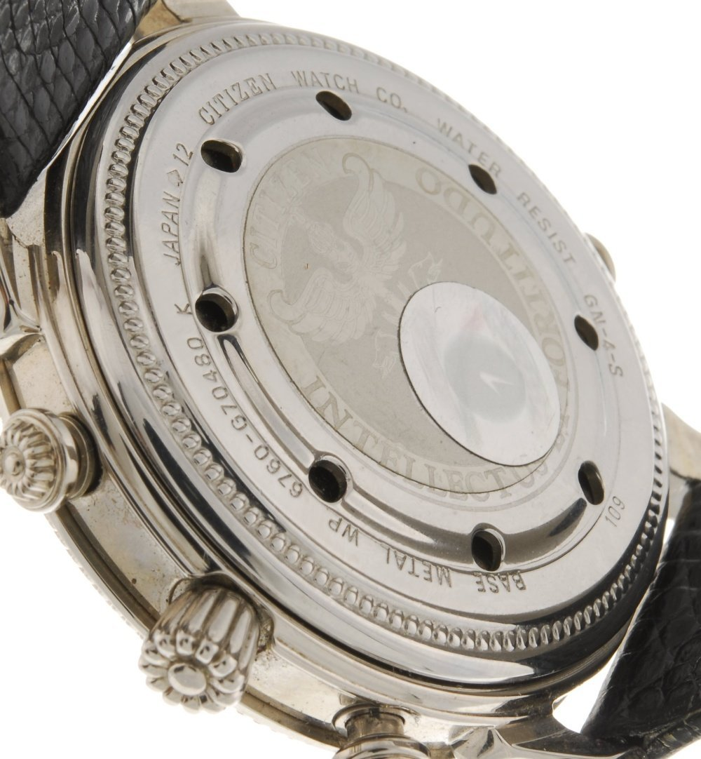 A quartz gentleman's Citizen Minute Repeater wrist - 2