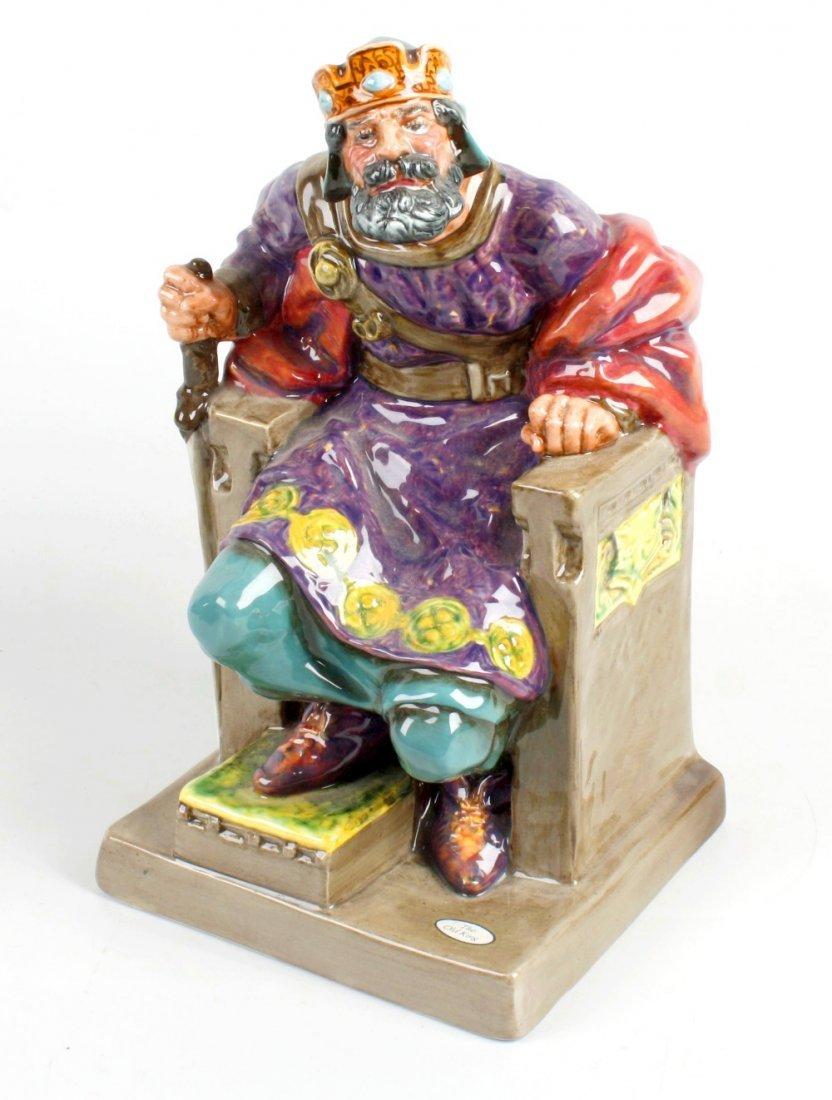 A Royal Doulton bone china figure