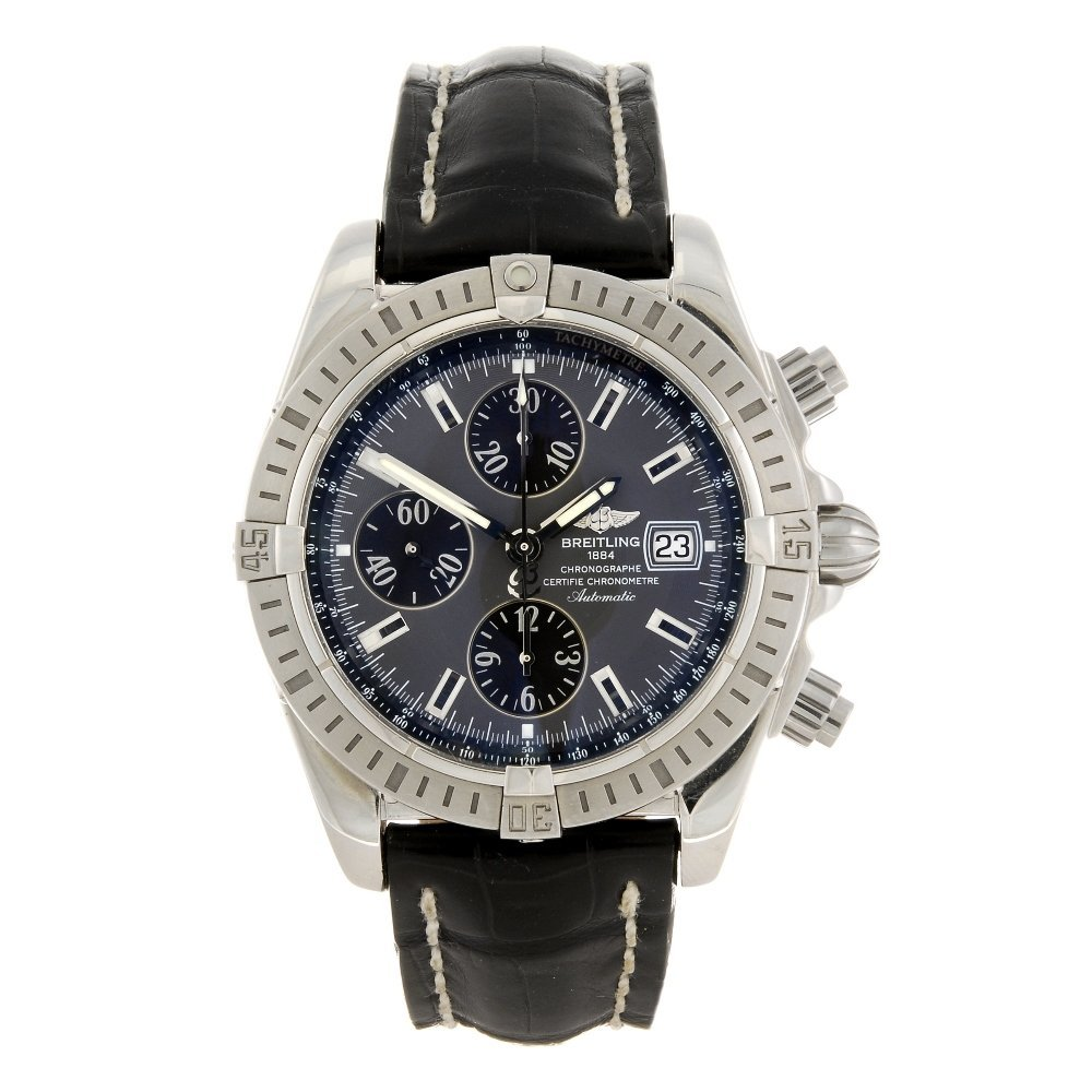 (508015850) A stainless steel automatic gentleman's
