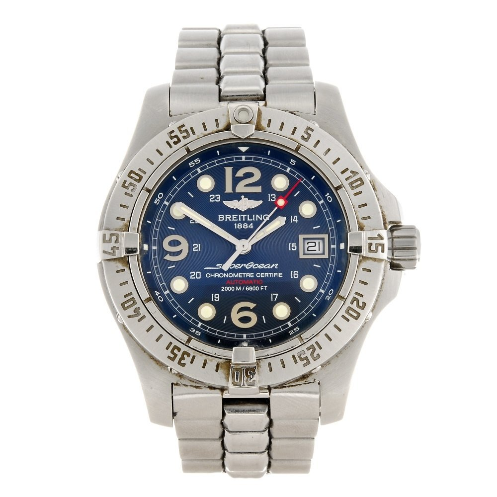 (205157851) A stainless steel automatic gentleman's