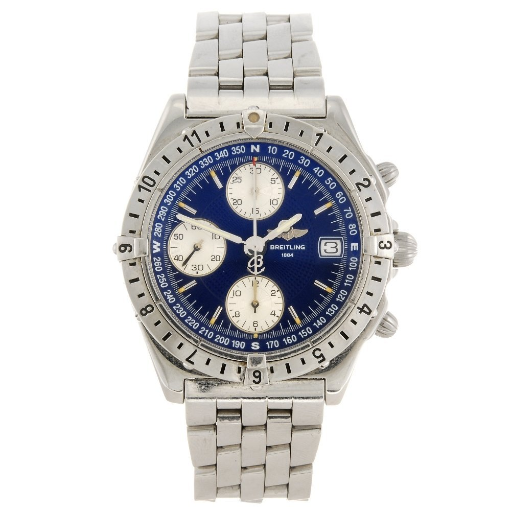 (104999736) A stainless steel automatic gentleman's