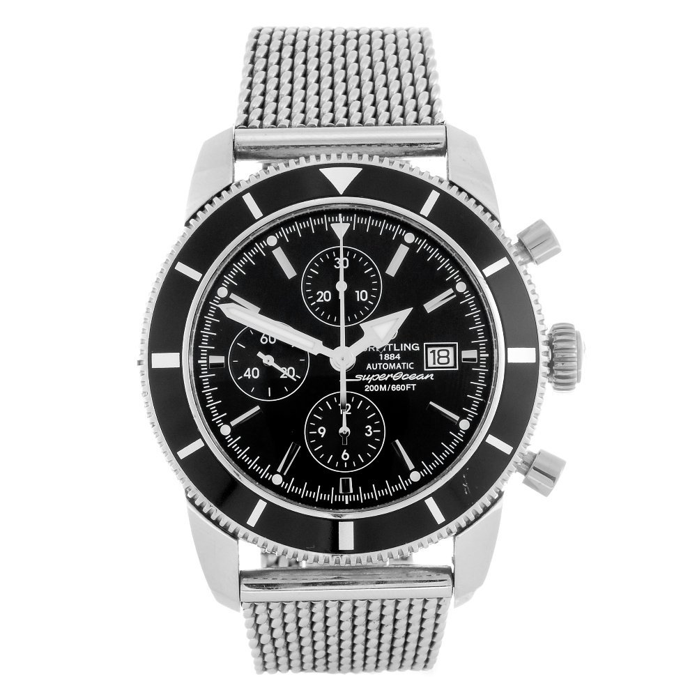 (408017890) A stainless steel automatic gentleman's