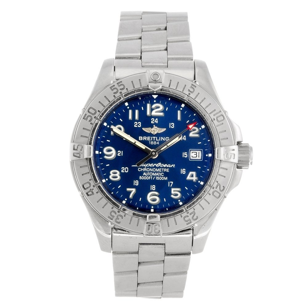 (400054035) A stainless steel automatic gentleman's