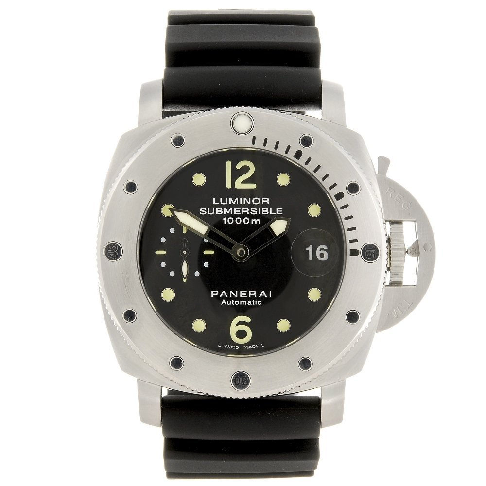 (301155752) A stainless steel automatic gentleman's