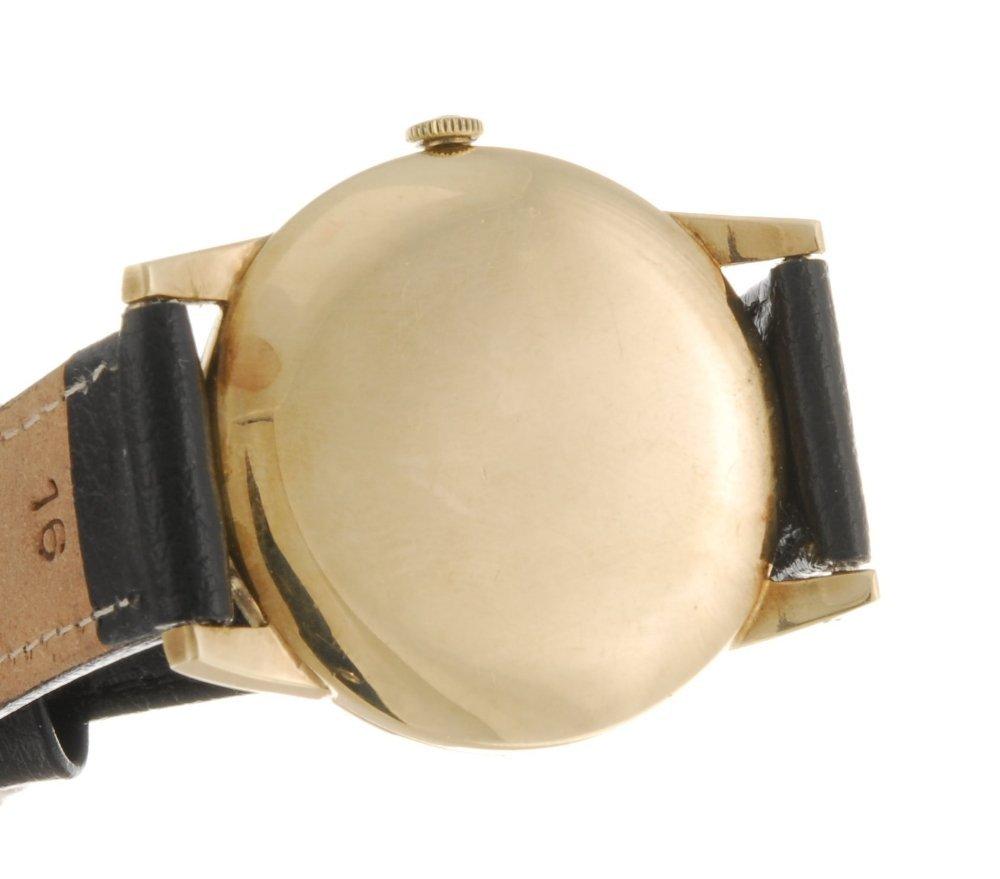 (064753) A 9ct gold manual wind gentleman's Tudor wrist - 2