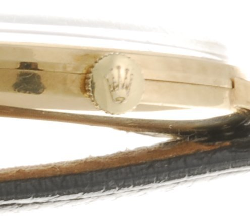 (064753) A 9ct gold manual wind gentleman's Tudor wrist - 3