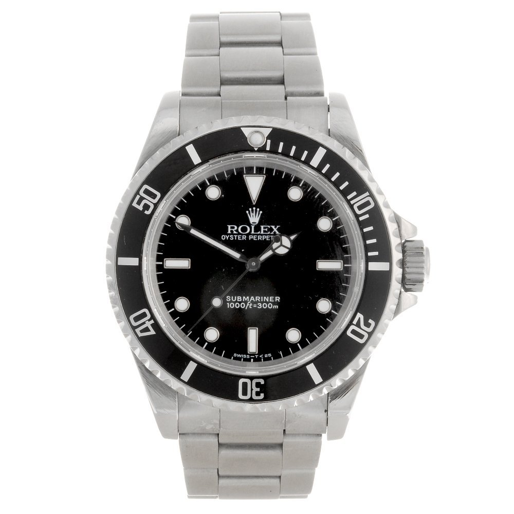 A stainless steel automatic gentleman's Rolex Oyster Pe