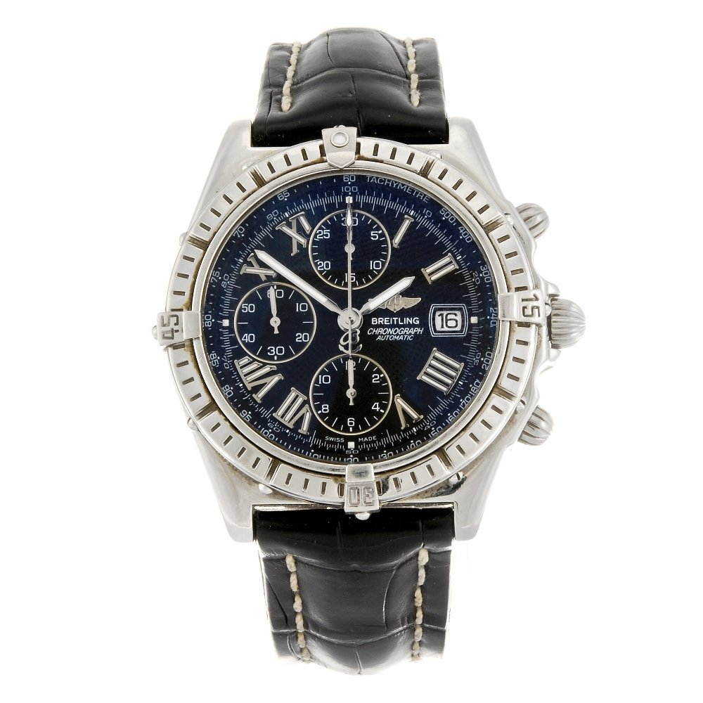 (133103320) A stainless steel automatic chronograph