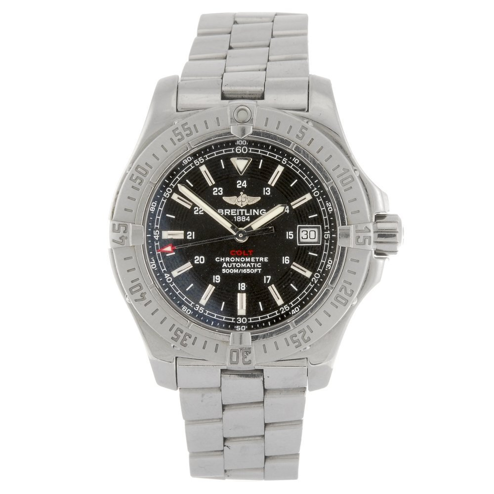 (307092554) A stainless steel automatic gentleman's