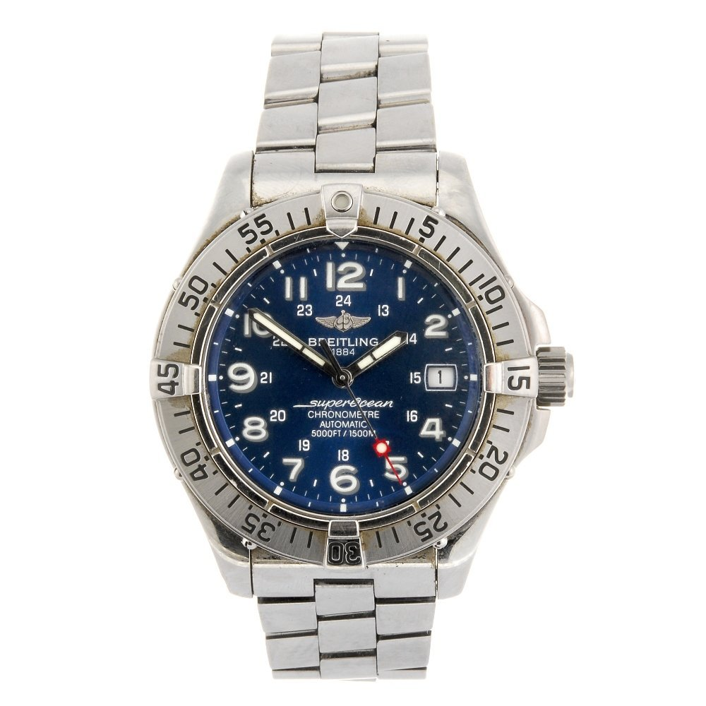 (920002591) A stainless steel automatic gentleman's