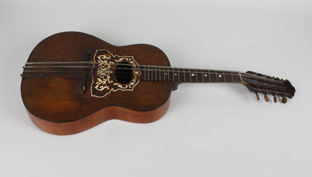 A 'Neapolitan College of Music' mandolinetto - 2