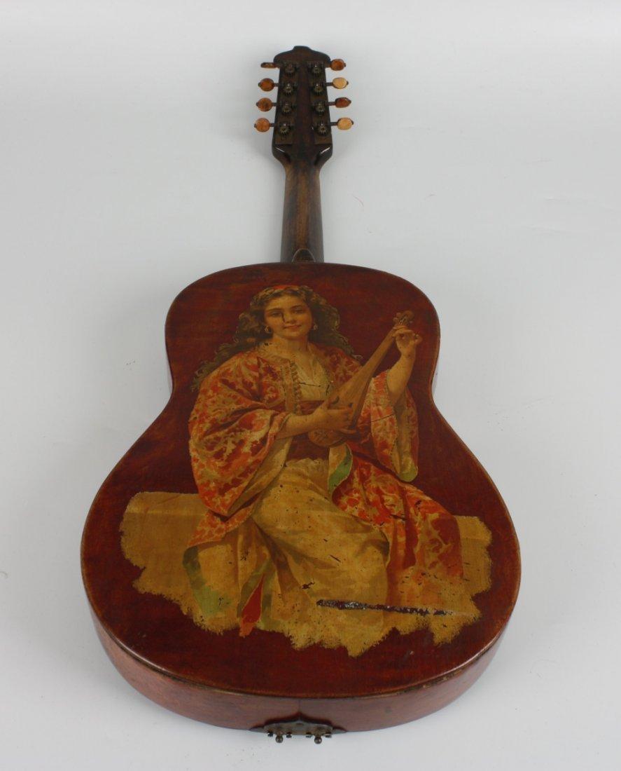 A 'Neapolitan College of Music' mandolinetto - 3