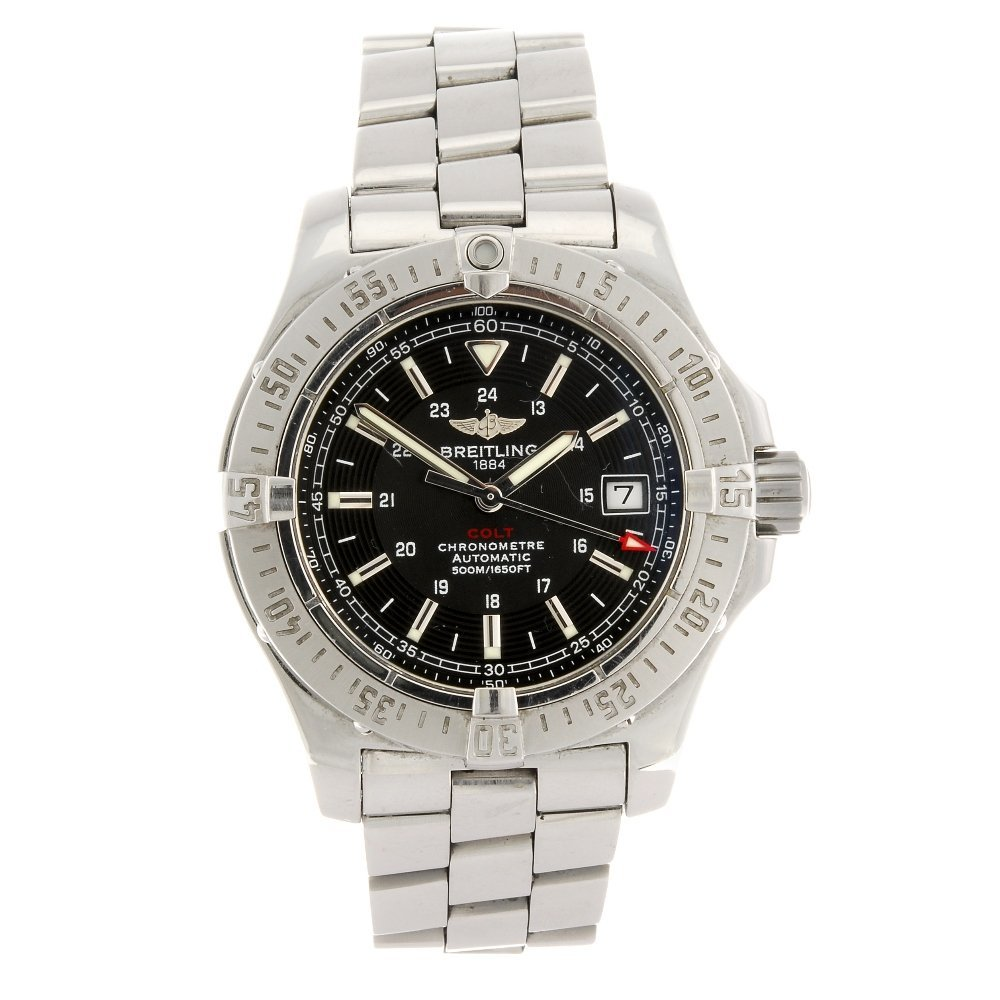 (311131766) A stainless steel automatic gentleman's