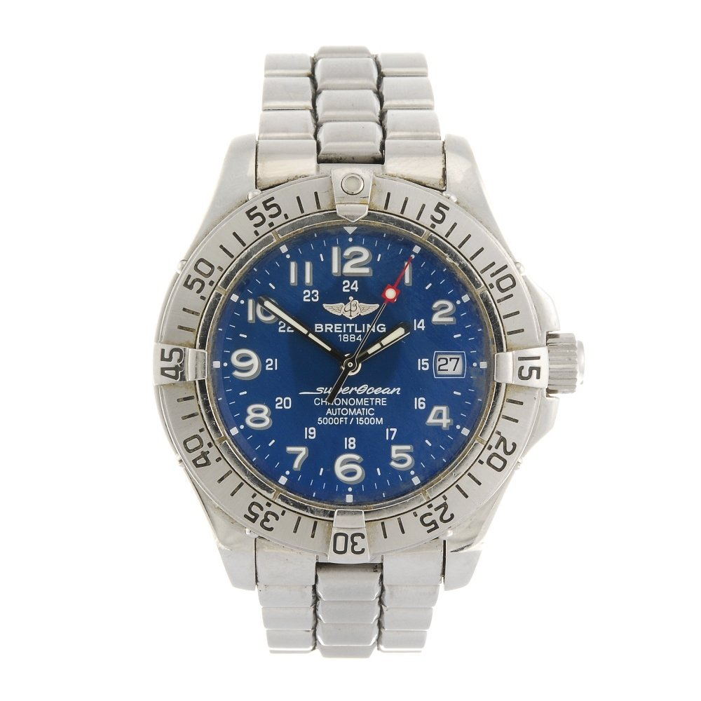 (603020642) A stainless steel automatic gentleman's