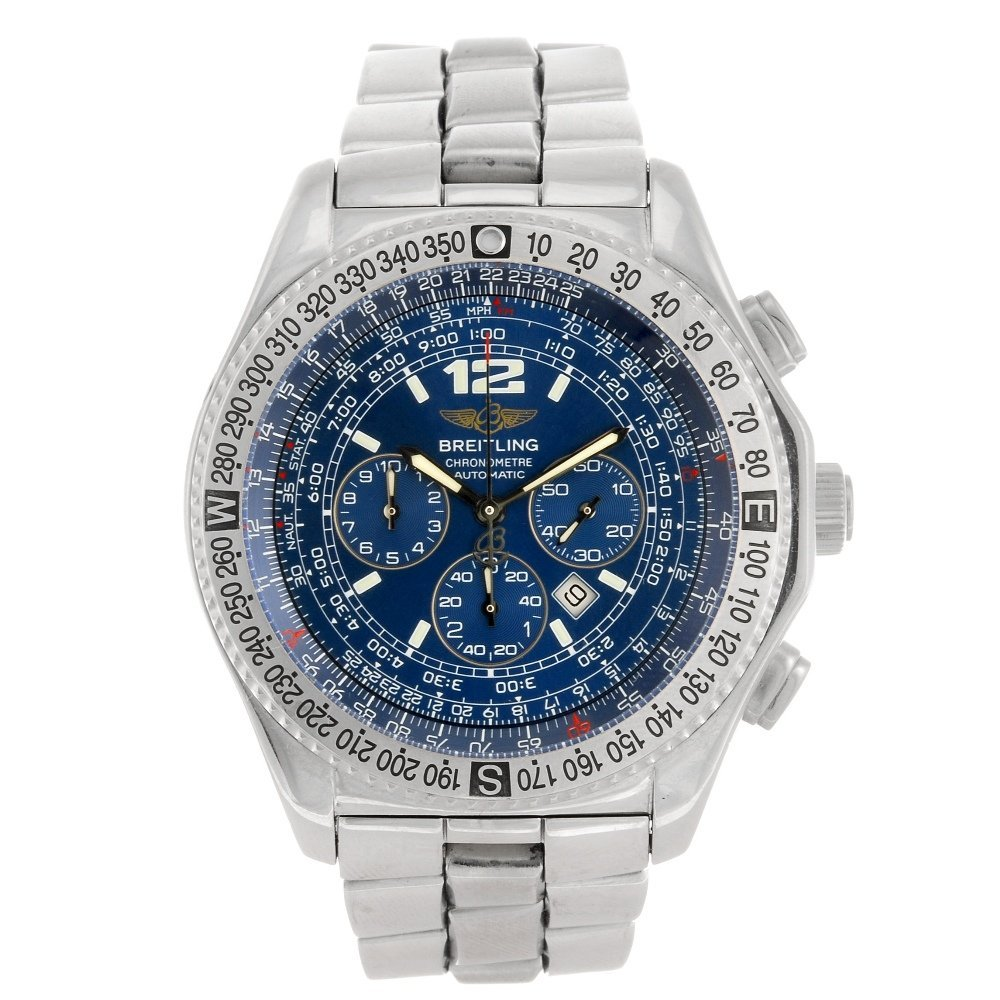 (929004345) A stainless steel automatic gentleman's