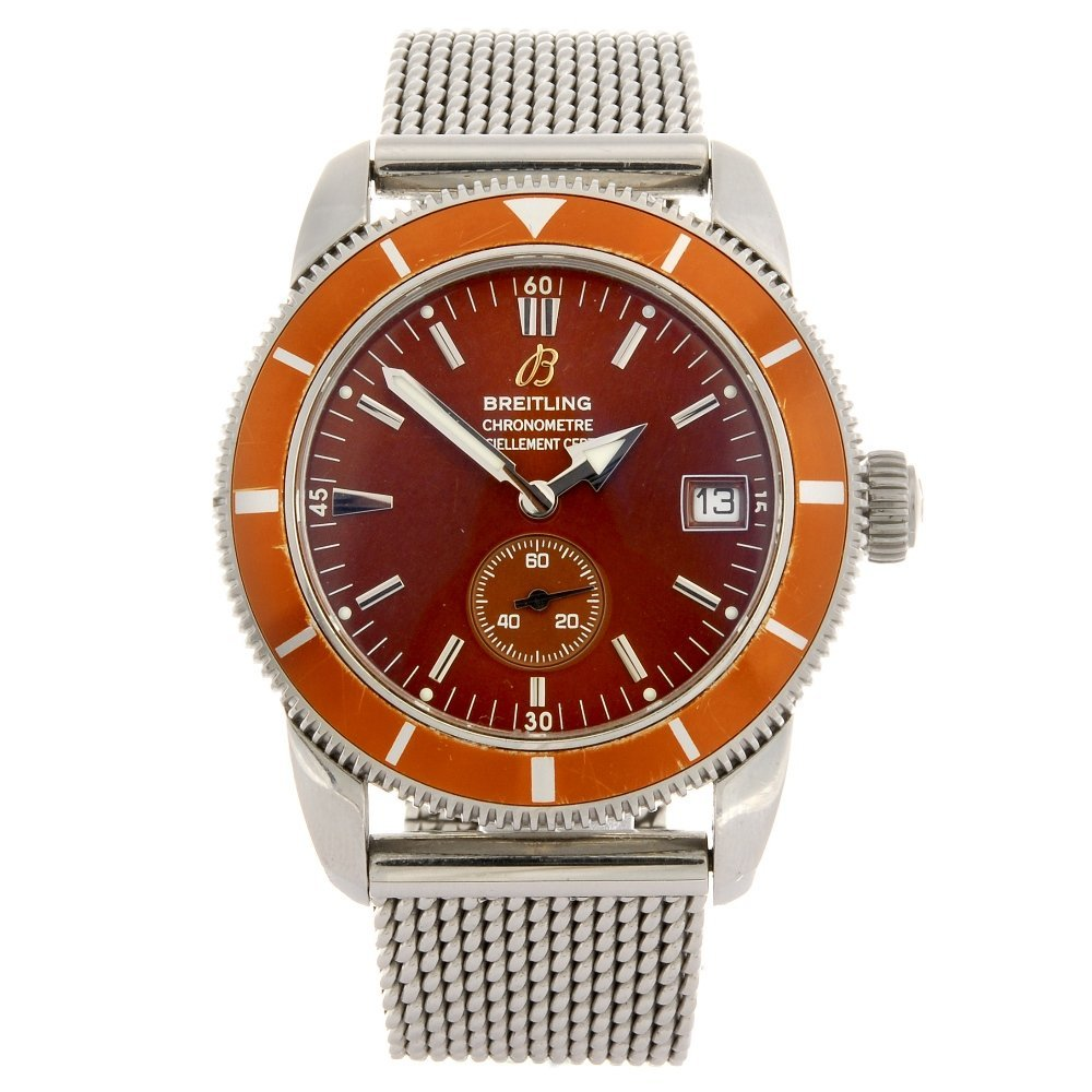 (963000701) A stainless steel automatic gentleman's