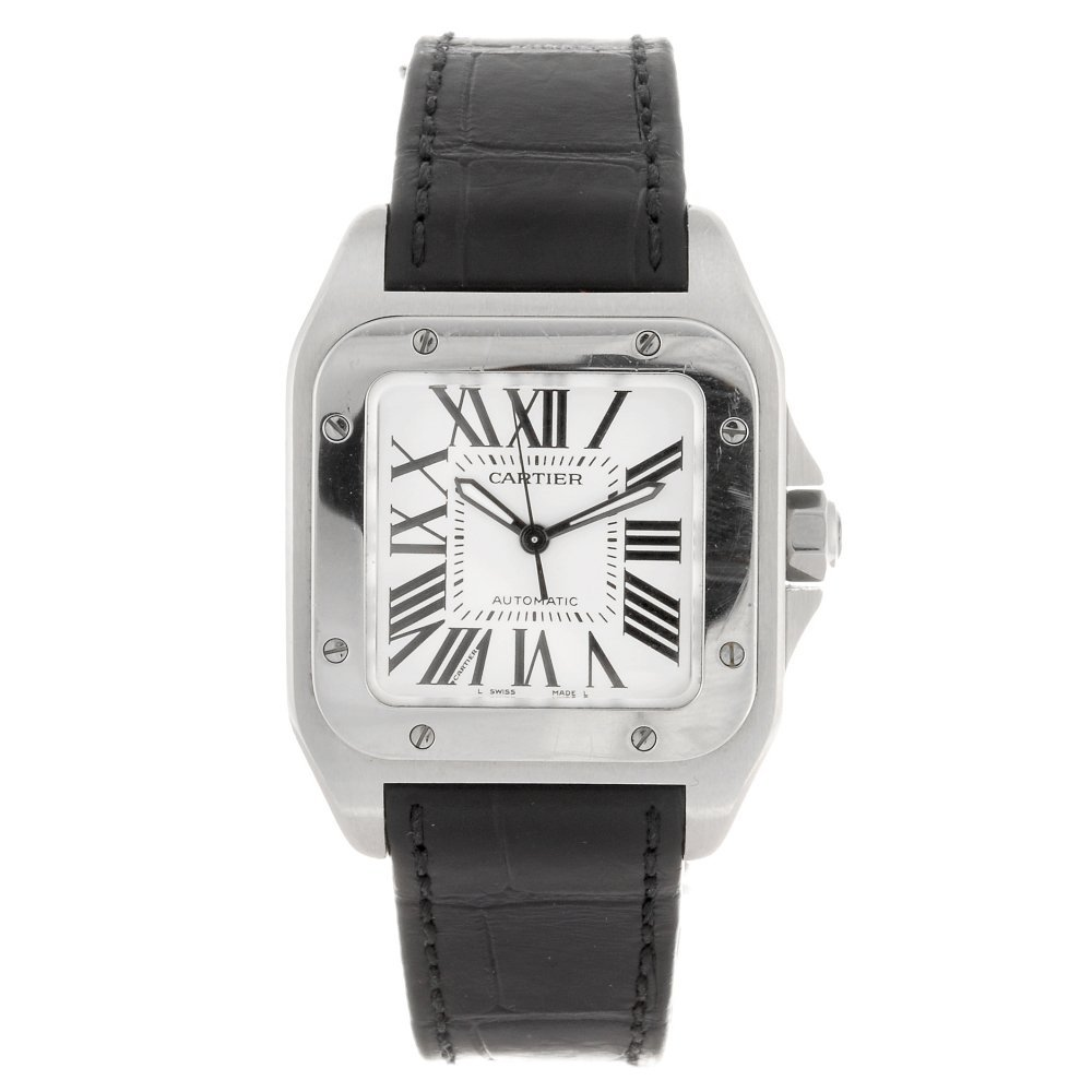 (501036646) A stainless steel automatic gentleman's