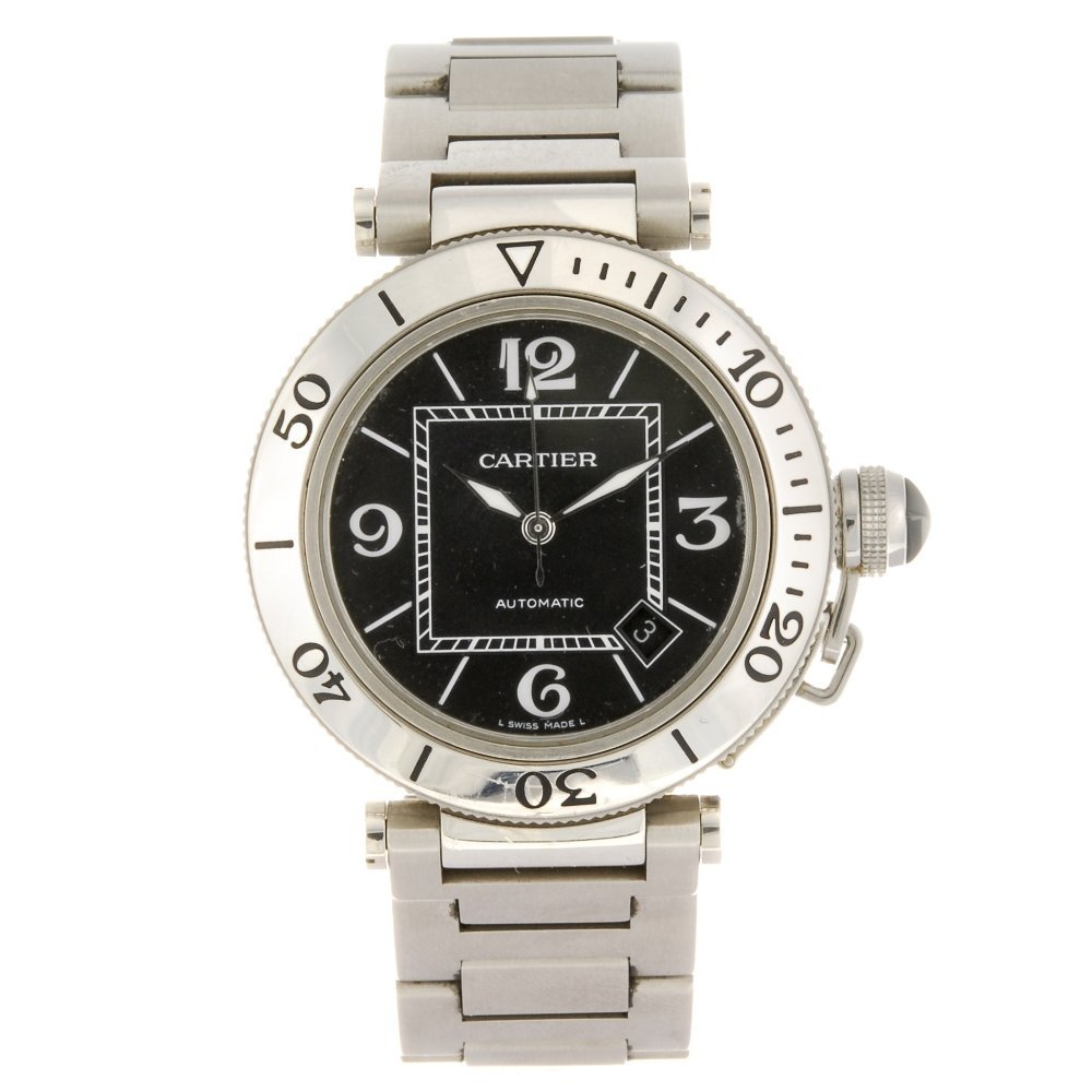 (904004993) A stainless steel automatic gentleman's
