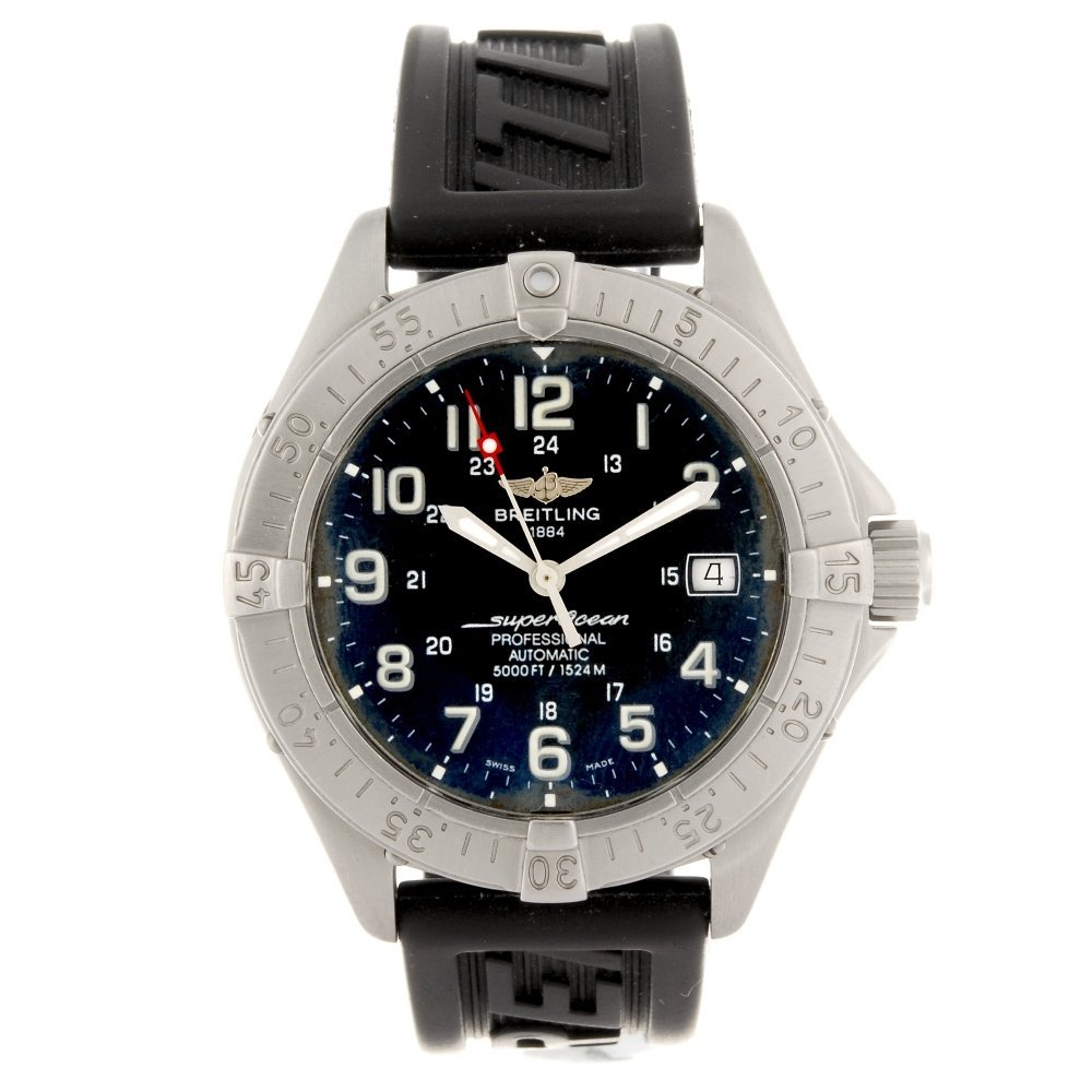 (122089749) A stainless steel automatic gentleman's