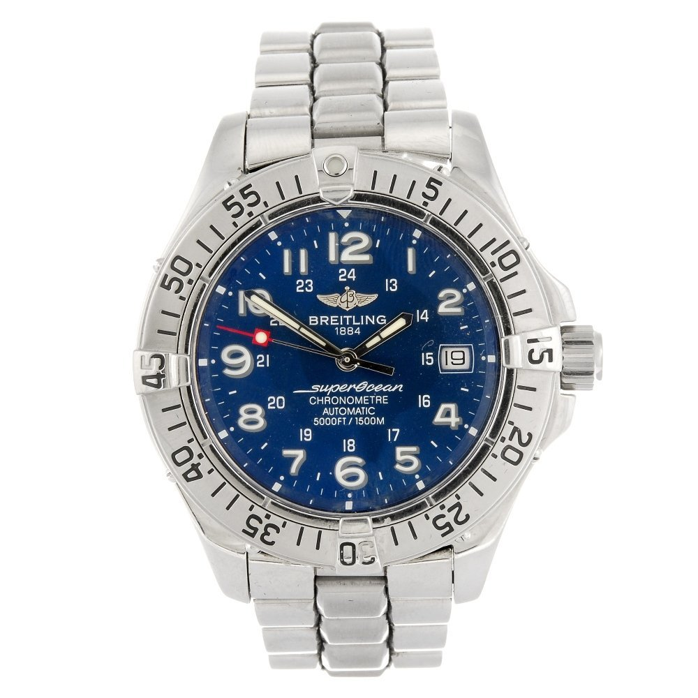 (904004806) A stainless steel automatic gentleman's