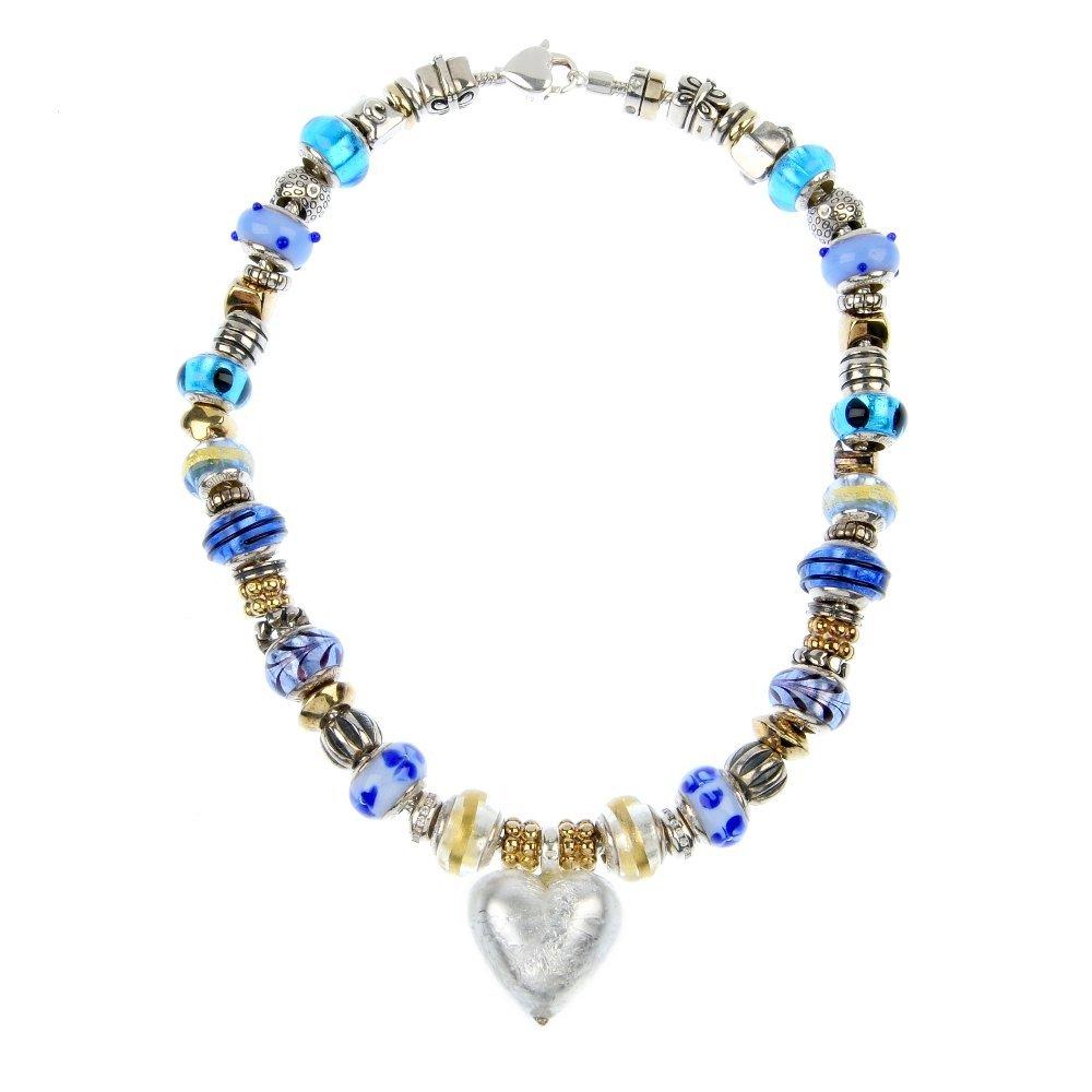 LOVELINKS - a charm necklace.