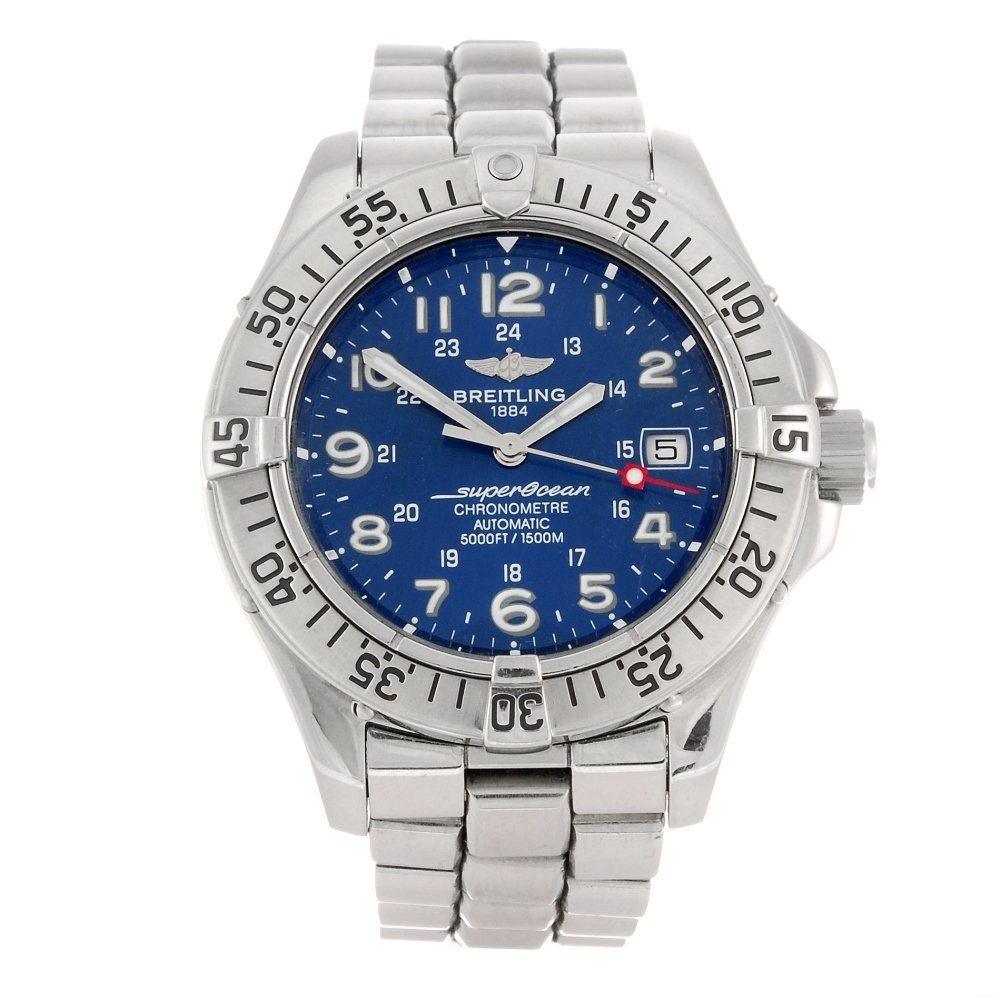 (940002529) A stainless steel automatic gentleman's