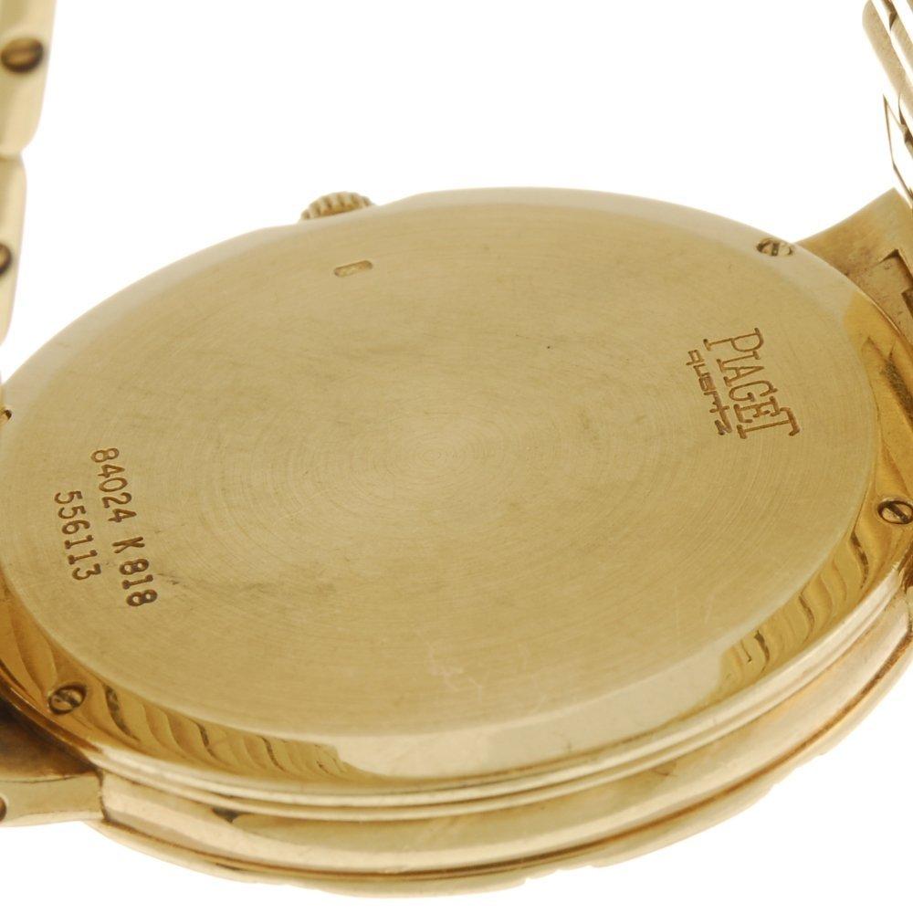 (307096871) An 18k gold quartz Piaget Dancer bracelet - 2
