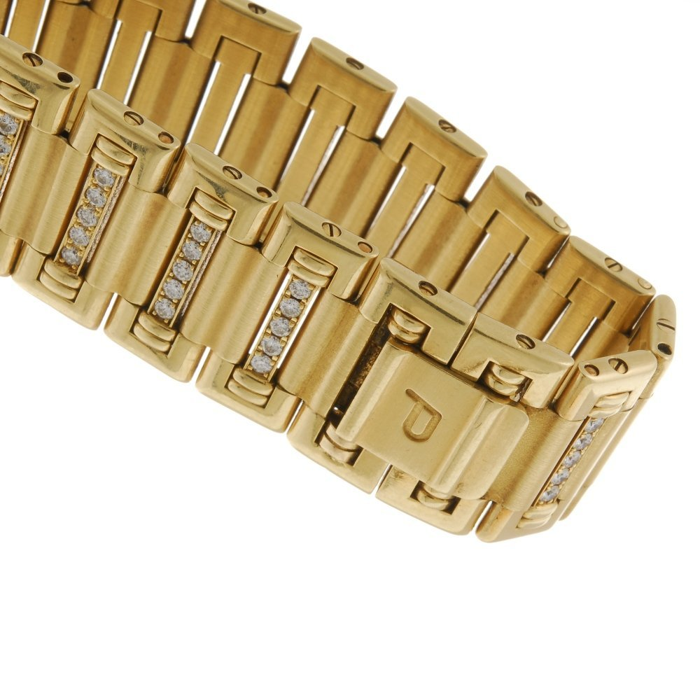 (307096871) An 18k gold quartz Piaget Dancer bracelet - 4