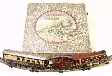"314: A Hornby O Gauge No 3 Electrical LMS ""Ro"