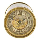A time piece by British United Clock Co.