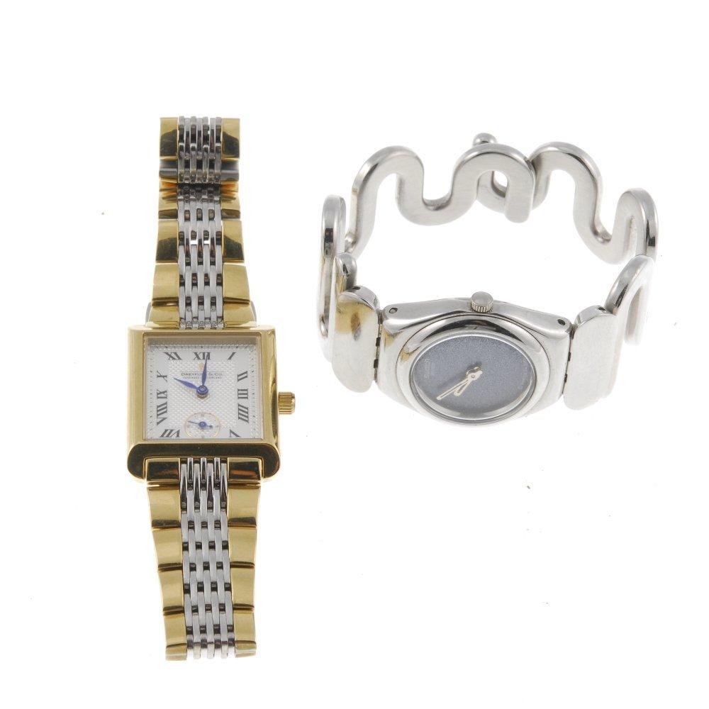 ROTARY - a lady's Khalif bracelet watch. - 4