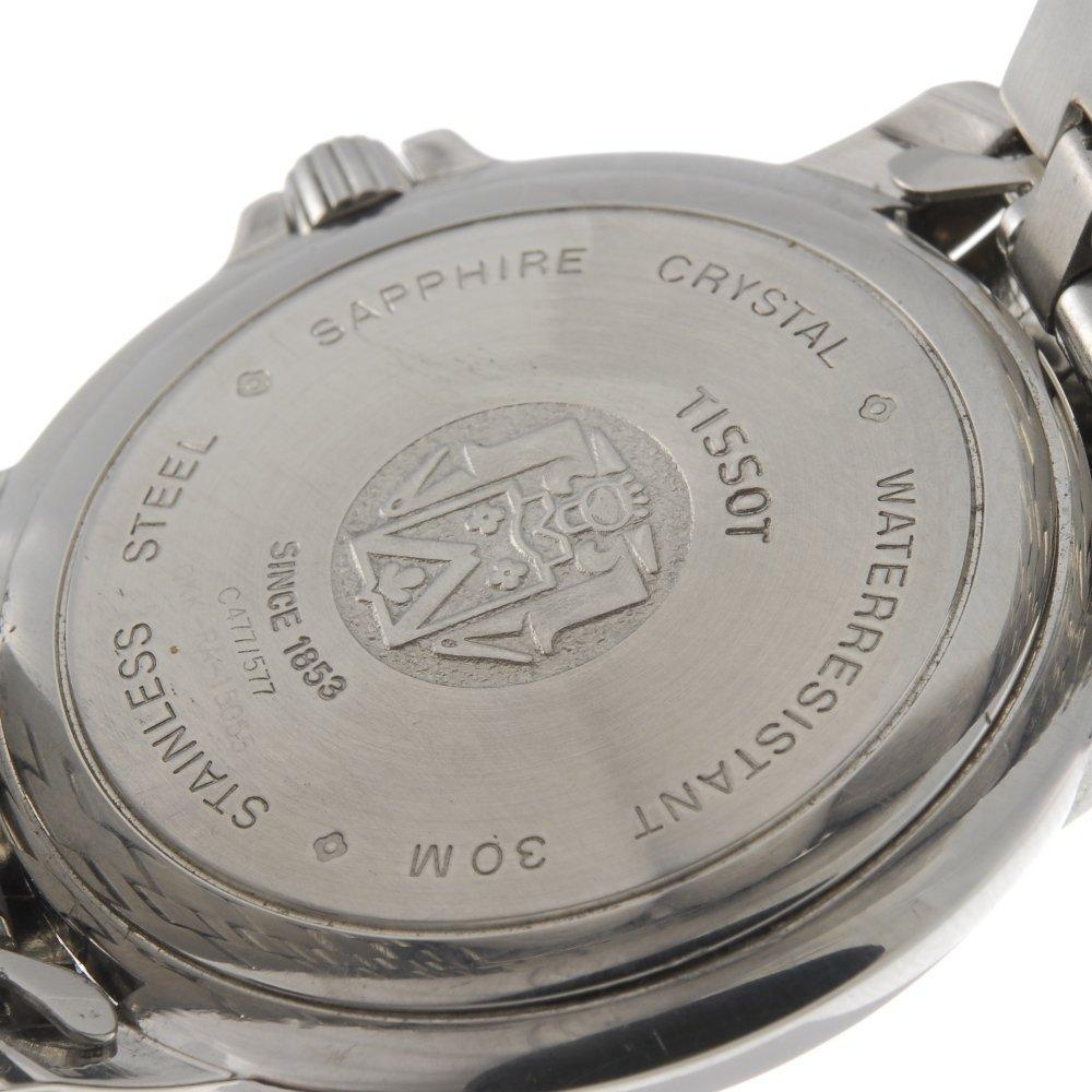 TISSOT - a gentleman's Ballade bracelet watch. - 2