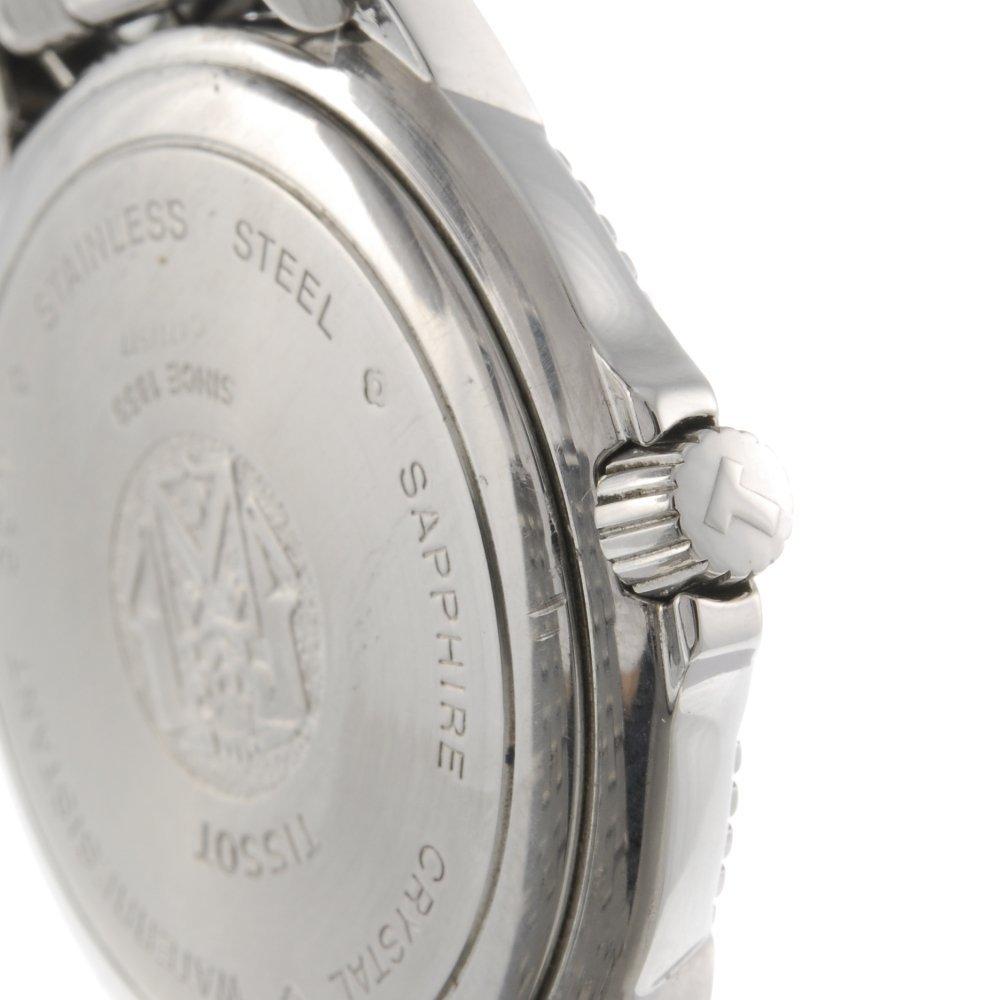 TISSOT - a gentleman's Ballade bracelet watch. - 3