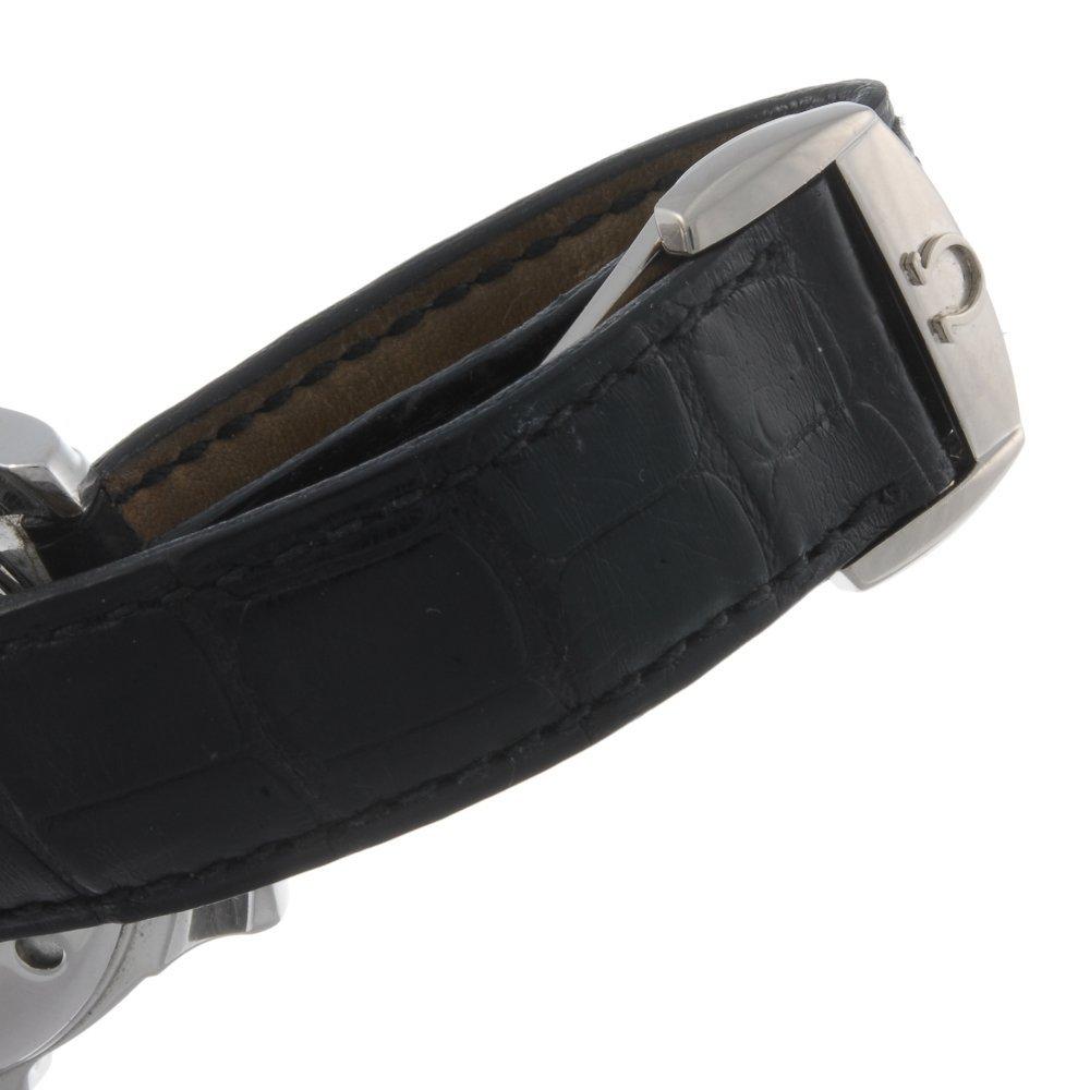 OMEGA - a limited edition gentleman's platinum De Ville - 4