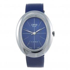 Oris - A Gentleman's Base Metal Star Wrist Watch With A