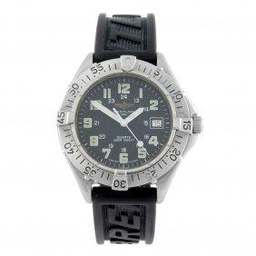 Breitling - A Gentleman's Colt Quartz Wrist Watch.