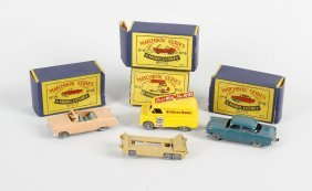 A Box Containing A Mixed Selection Of Assorted Diecast