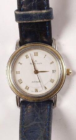 1003: BLANCPAIN - lady's Villeret automatic wristwatch,