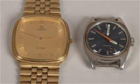 2088 OMEGA  a gentlemans 10K rolled gold plated wris