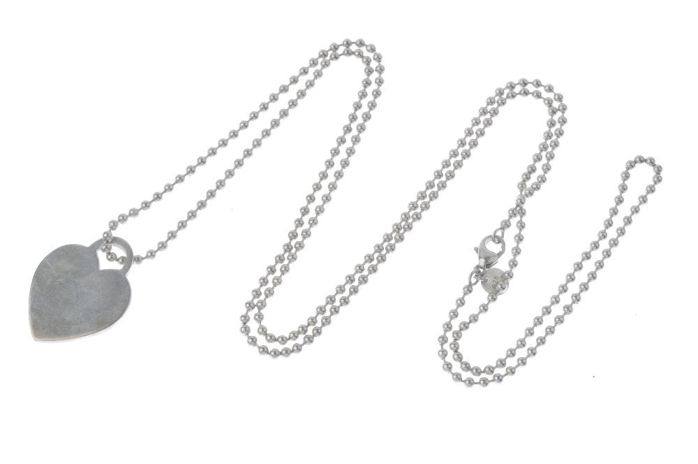 TIFFANY & CO. - a necklace and a bracelet. The - 3