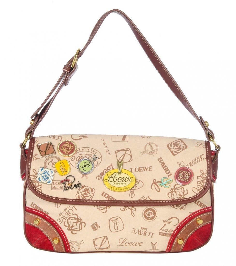 LOEWE - a 160th Anniversary handbag. Designed with a