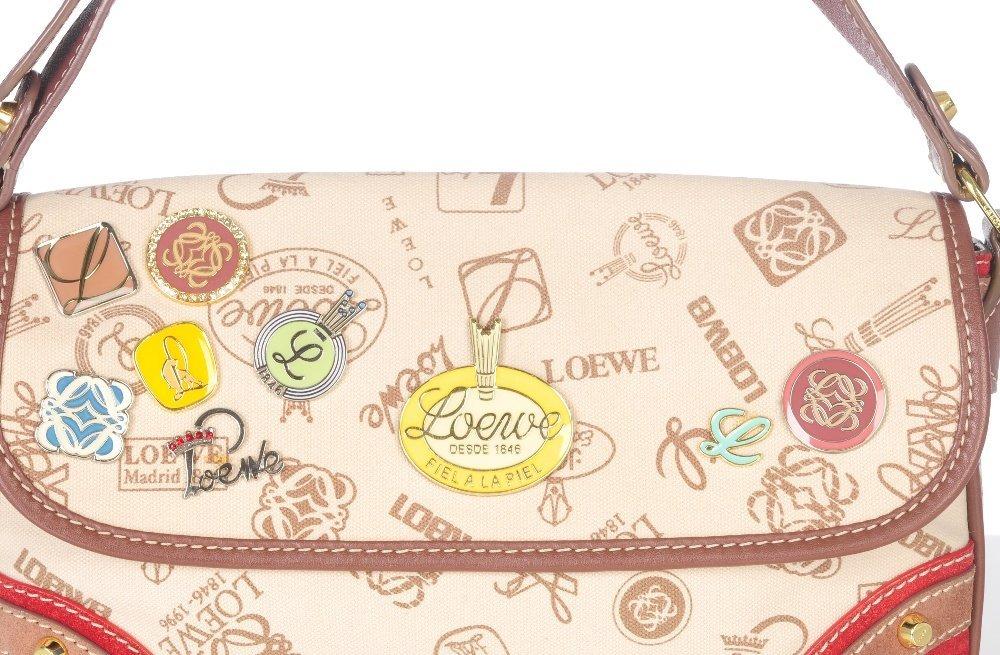 LOEWE - a 160th Anniversary handbag. Designed with a - 2