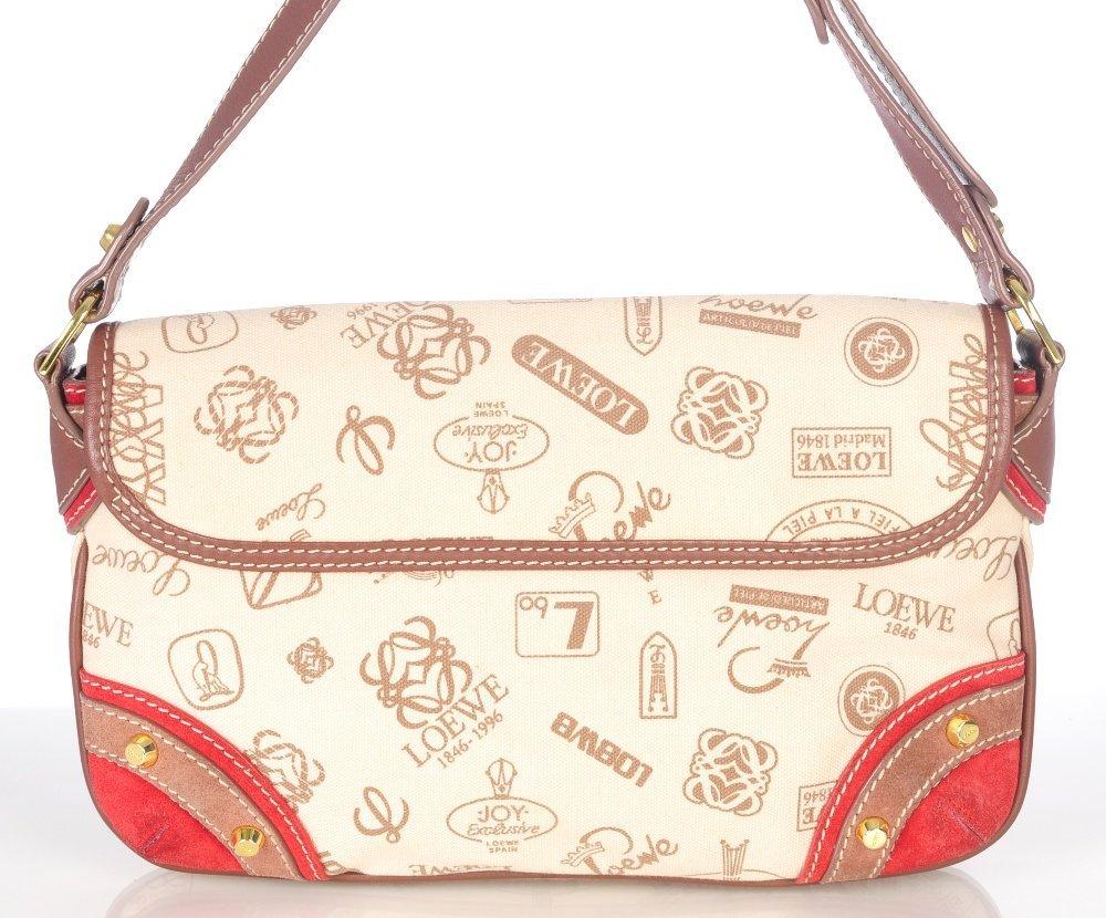 LOEWE - a 160th Anniversary handbag. Designed with a - 3