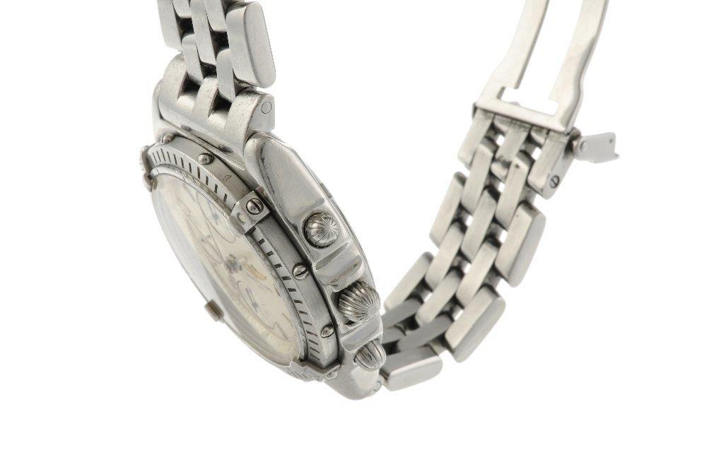 BREITLING - a gentleman's Windrider Chronomat - 3