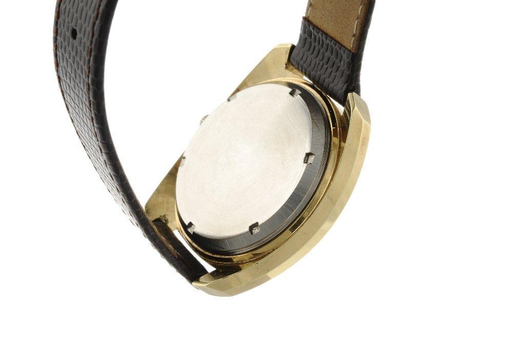 OMEGA - a gentleman's Genve F300Hz wrist watch. Gold - 2