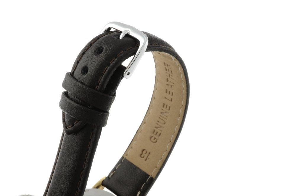 OMEGA - a gentleman's Genve wrist watch. Gold plated - 4