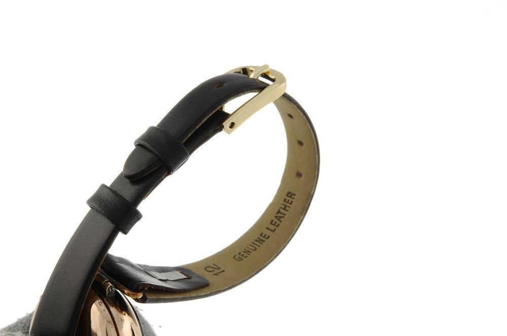 ROLEX - a wrist watch. 9ct rose gold case, import - 4