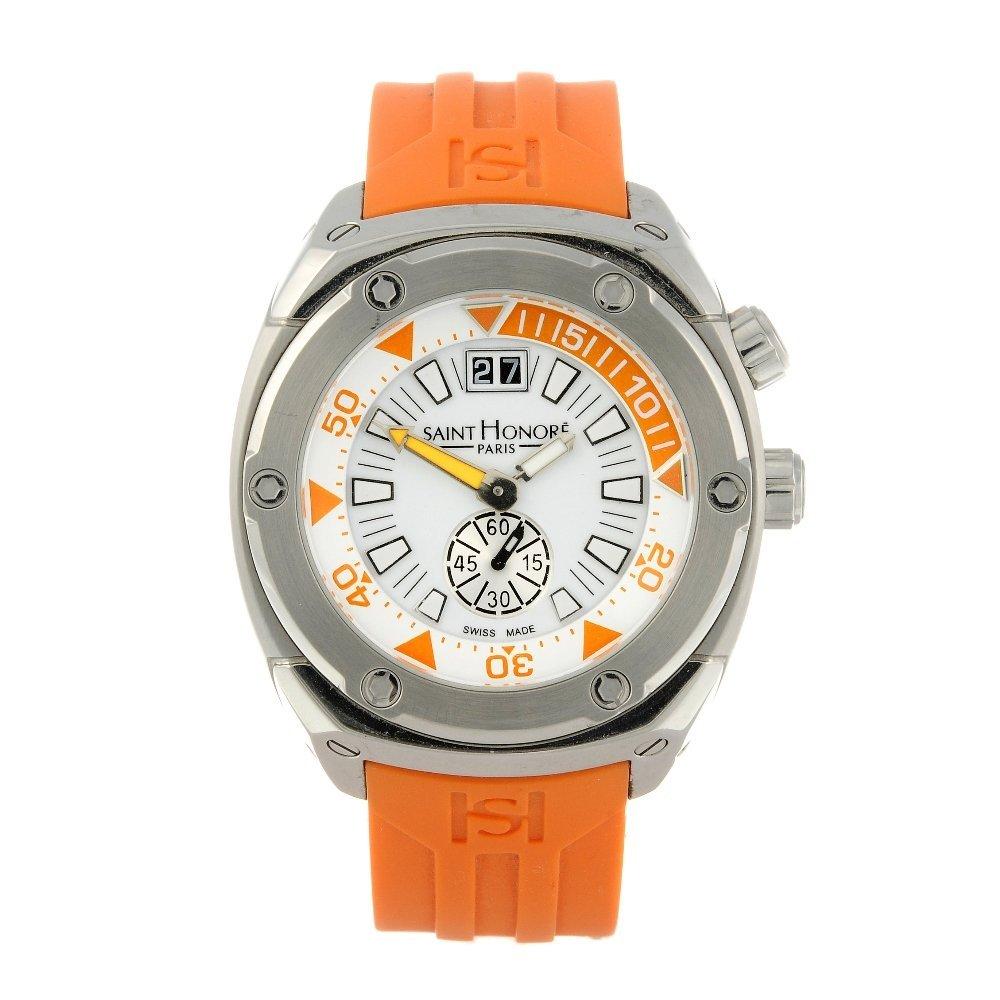 SAINT HONORE - a gentleman's Haussman wrist watch.