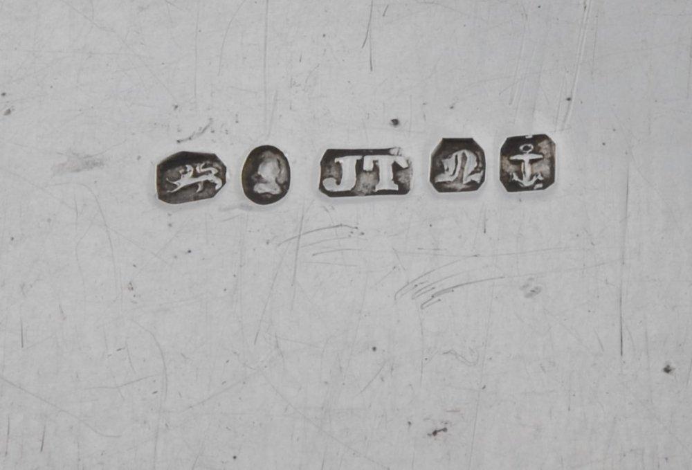 Masonic, William IV silver presentation plaque, the - 4