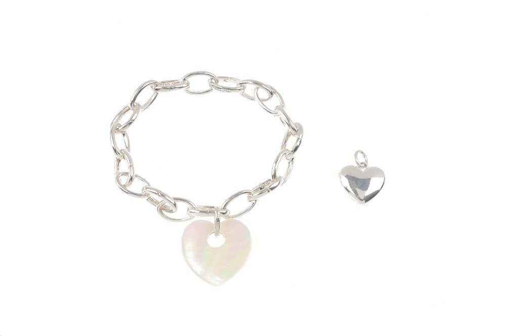 THOMAS SABO - five items of jewellery. To include an - 6